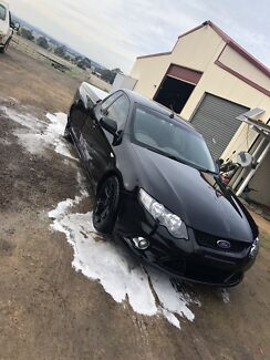 2009 fg xr6 ute Trawalla Pyrenees Area Preview