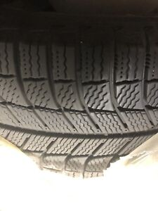 """Michelin XIce 17"""" winter tires! Need to sell ASAP!"""