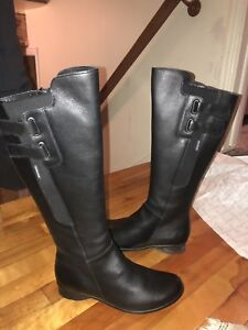 Mephisto leather boots