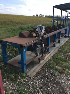 Pipe Rollers Kijiji In Alberta Buy Sell Amp Save With