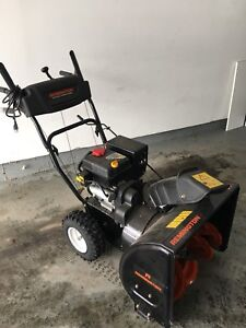 Remington 179cc 24-in Two-Stage Gas Snow Blower