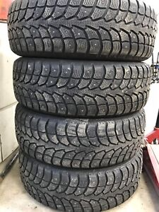 225/65R17 winter tires