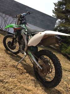 2015 Kx250f fuel injected