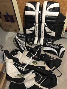 8c7ae708a29 Hockey goalie pads - excellent condition - selling cheap!
