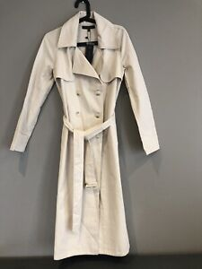 Women's Belted Trench Coat From Dynamite. Brand New