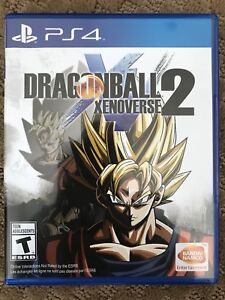 Dragon ball z Xenoverse 2 ps4