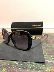 BRAND NEW/ NEVER USED ROBERTO CAVALLI SHADES