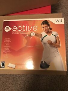 Wii active and your shape