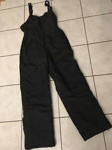 New! Youth LL Bean Bibbed Snowpants