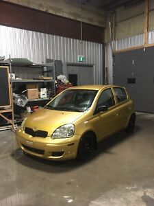2004 Toyota Echo Safetied and Etested
