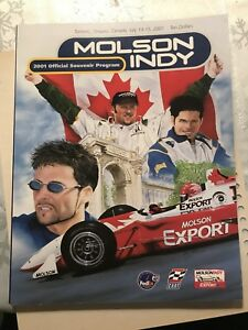 Molson Indy FedEx fan pack