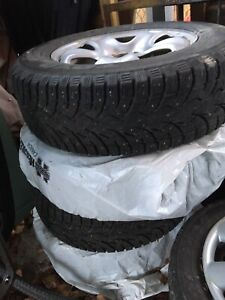 Winters Studded Tires | Kijiji in Kamloops  - Buy, Sell & Save with
