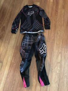 Fox fille vtt motocross
