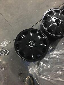 5x112. 16 pouces.  Mercedes oem