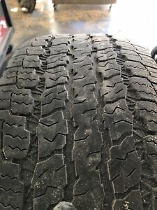 Tacoma truck tires