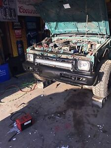 96 Nissan king xe parting out