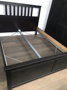 Hemnes Queen bed frame