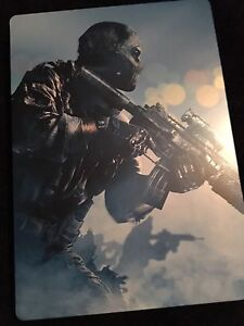[Quicksell] {X360} Steelbox CoD:Ghosts game