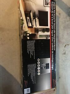 """Jaguar Flat Panel TV Stand with integrated Mount (up to 65""""TV)"""