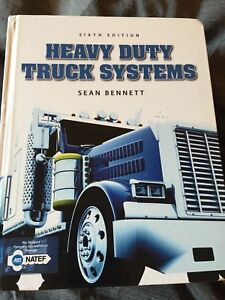 NSCC Heavy Duty Mechanics school books.