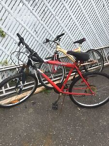 2 bicycles for 40$
