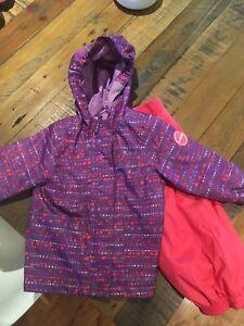 Krickets rain jacket and pants