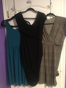 Maternity clothes X large
