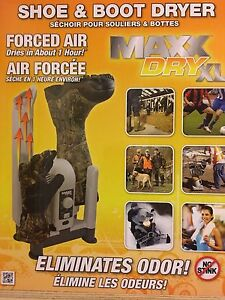 Maxx dry boot dryer
