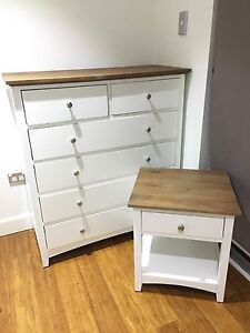 35% off Handmade dresser and 2x bedside table set Manly Manly Area Preview