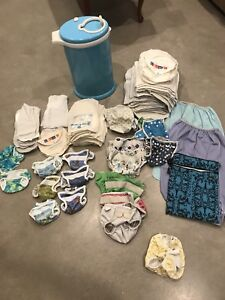 The only cloth diaper bundle you need!!