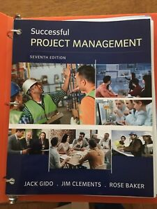 NSCC Project management course