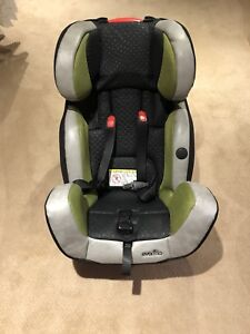 Evenflow 3 in 1 carseat