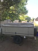 Albany Camper Trailer with fully enclosed annex West Launceston Launceston Area Preview