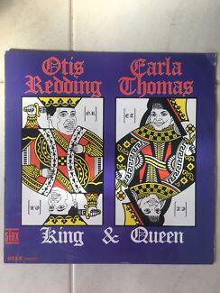 Otis Redding & Carla Thomas Vinyl Record Album LP
