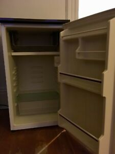 Mini-bar fridge!