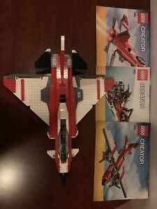 Three in one Lego set