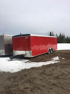 24ft Canadian Hauler(2015) barely used