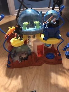Station espace Fisher price
