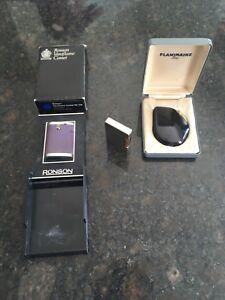 Set of 3 Cigarette Lighters