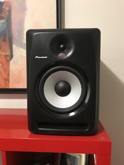 Pioneer SDJ80X 8'' Studio Monitors x 2