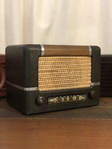 Vintage Sparton Tube Radio/$69