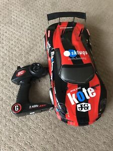 Kids toy remote control car $10 pick up Elermore Vale