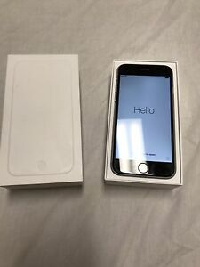iPhone 6, Space Gray, 64GB