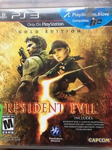 Resident Evil for PS3