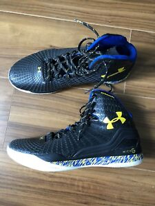 Under armour Clutchfit Drive steps curry PE size 12.5