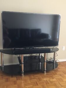 TV with stand -$800