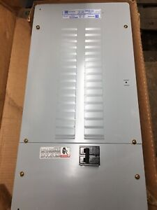 125A electrical panel
