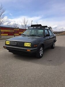 1989 MK2 VW JETTA