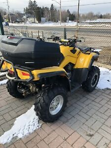 2006 Can Am Outlander 650 XT - 1 Year Warranty