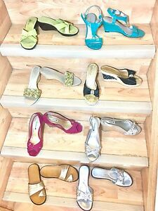 Lots of Ladies Shoes 7.5 , 8 Like New!! Great deals **